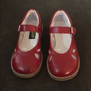 Amilio toddler girls dress shoe